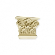 Пилястр  Gaudi Decor  PL 559L капитель