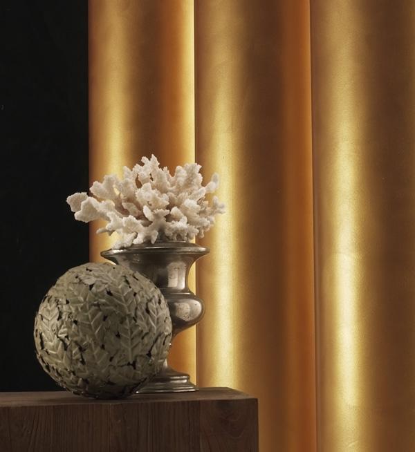 Декоративні фарби з ефектом «дорогоцінних металів»