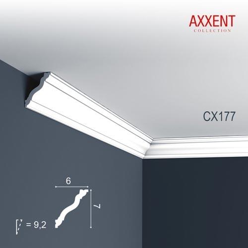 Карниз Orac Decor (Орак Декор) Axxent CX177
