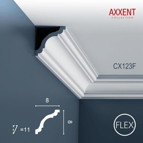 Карниз Orac Decor (Орак Декор) Axxent CX123F