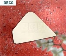 Гнучка полігональна шпатола Deco 36604 Boldrini
