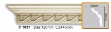 Карниз Gaudi Decor C 1037 Flexi (2.44м)