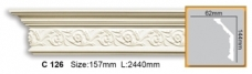 Карниз Gaudi Decor C 126 Flexi (2.44м)