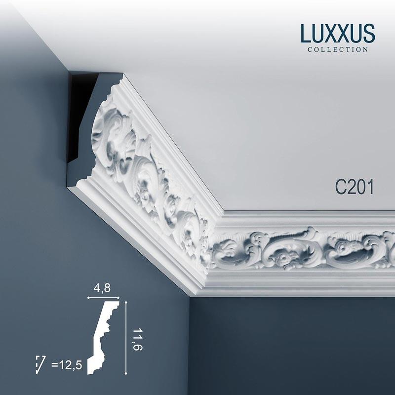 Карниз Orac Decor (Орак Декор) Luxxus C201