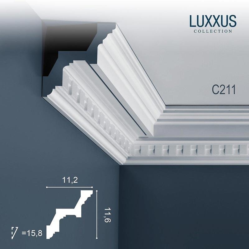 Карниз Orac Decor (Орак Декор) Luxxus C211