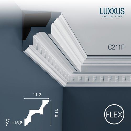 Карниз Orac Decor (Орак Декор) Luxxus C211F