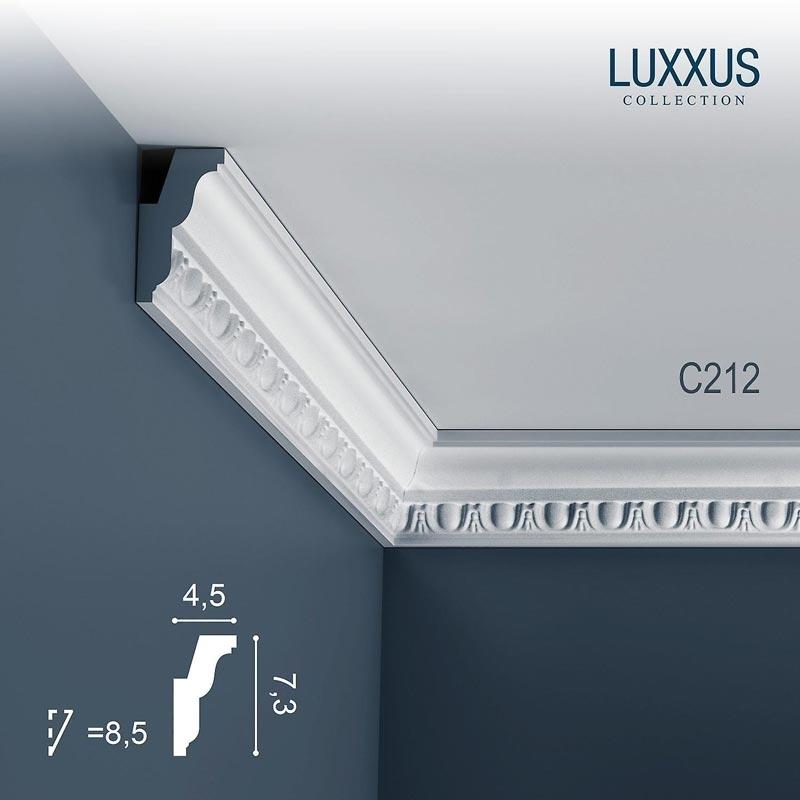 Карниз Orac Decor (Орак Декор) Luxxus C212