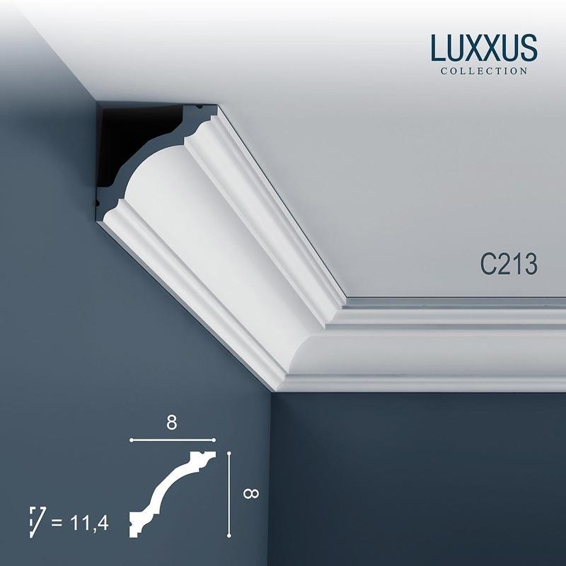 Карниз Orac Decor (Орак Декор) Luxxus C213