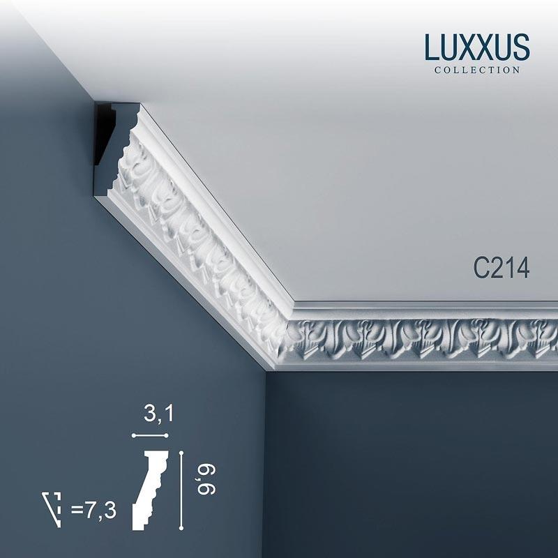 Карниз Orac Decor (Орак Декор) Luxxus C214