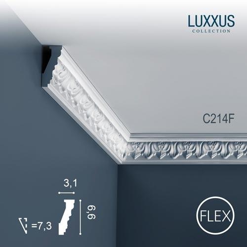 Карниз Orac Decor (Орак Декор) Luxxus C214F