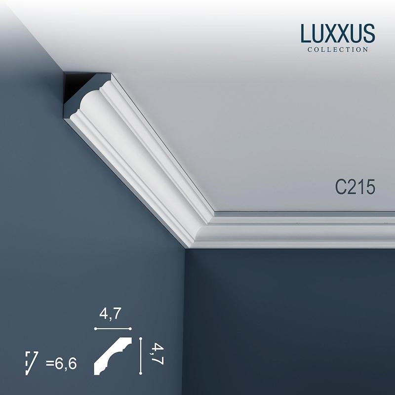 Карниз Orac Decor (Орак Декор) Luxxus C215