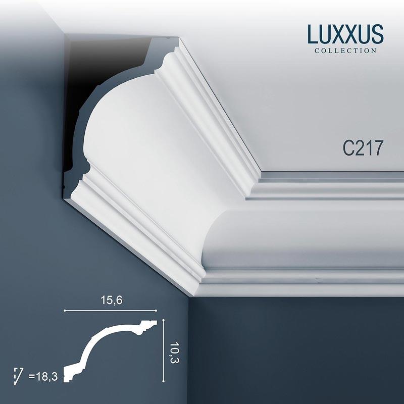 Карниз Orac Decor (Орак Декор) Luxxus C217