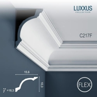 Карниз Orac Decor (Орак Декор) Luxxus C217F