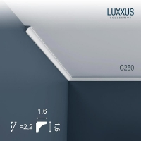 Карниз Orac Decor (Орак Декор) Luxxus C250
