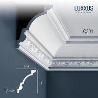 Карниз Orac Decor (Орак Декор) Luxxus C301