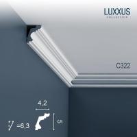 Карниз Orac Decor (Орак Декор) Luxxus C322