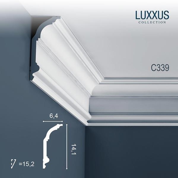 Карниз Orac Decor (Орак Декор) Luxxus C339