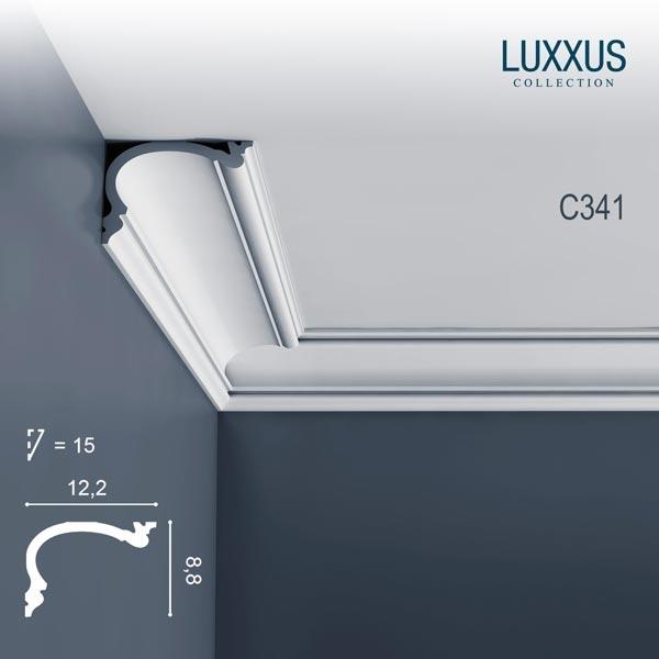 Карниз Orac Decor (Орак Декор) Luxxus C341