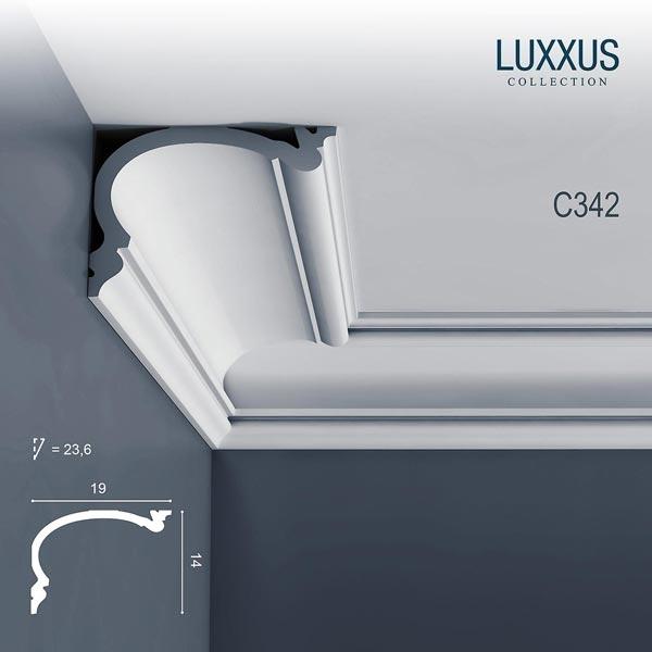 Карниз Orac Decor (Орак Декор) Luxxus C342
