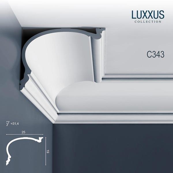 Карниз Orac Decor (Орак Декор) Luxxus C343