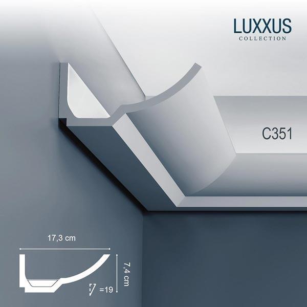 Карниз Orac Decor (Орак Декор) Luxxus C351