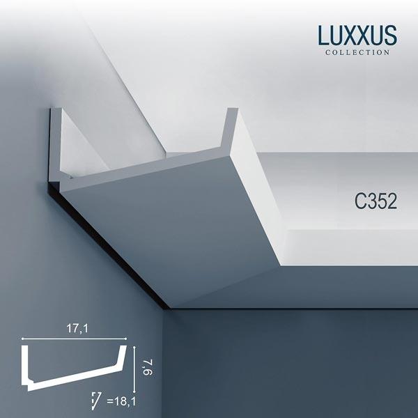 Карниз Orac Decor (Орак Декор) Luxxus C352