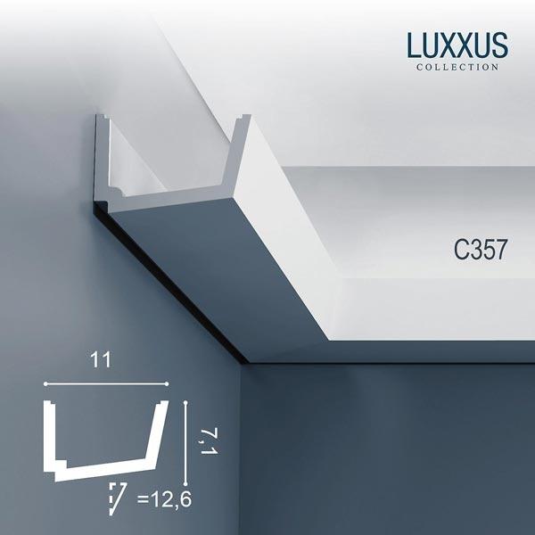 Карниз Orac Decor (Орак Декор) Luxxus C357