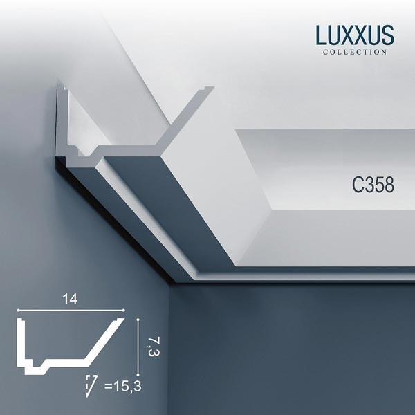 Карниз Orac Decor (Орак Декор) Luxxus C358