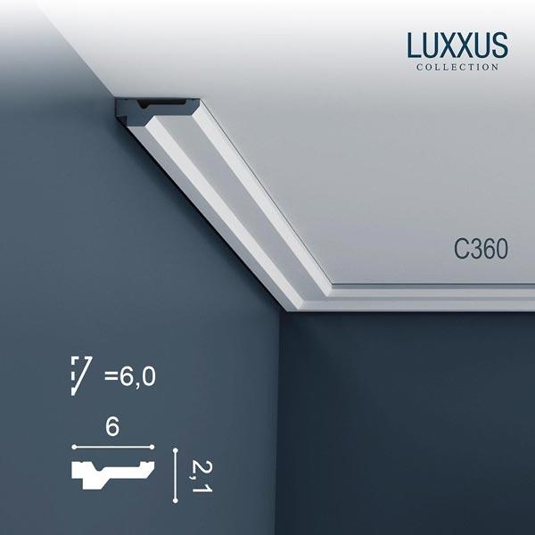 Карниз Orac Decor (Орак Декор) Luxxus C360