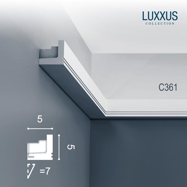 Карниз Orac Decor (Орак Декор) Luxxus C361