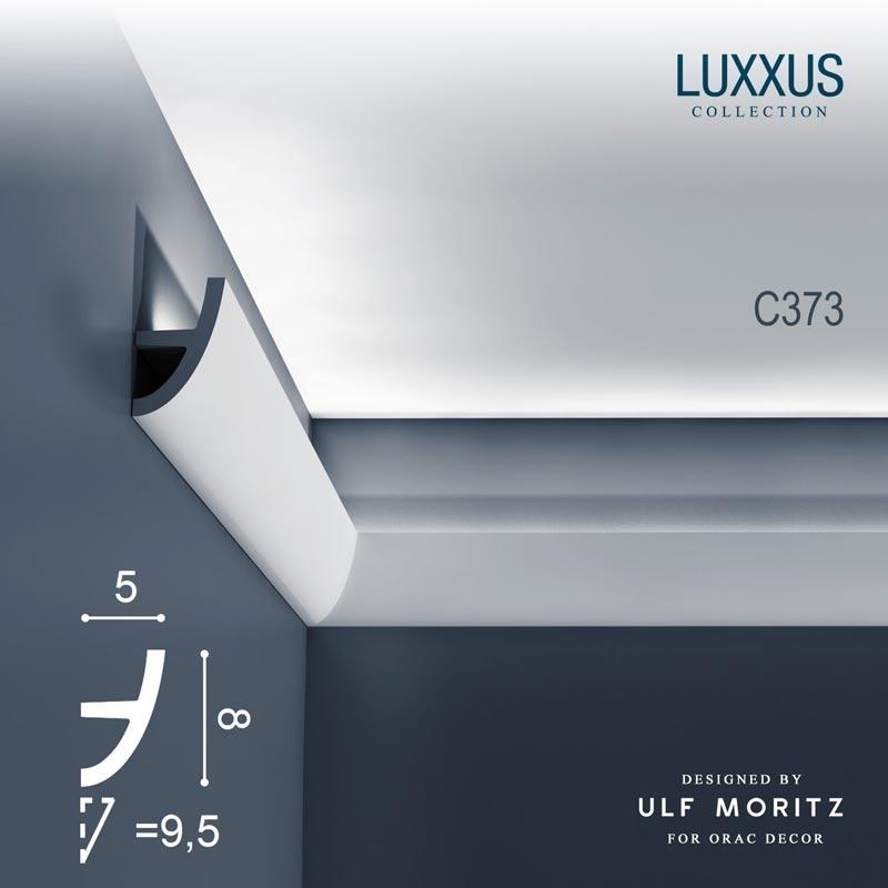 Карниз Orac Decor (Орак Декор) Ulf Moritz Luxxus C373