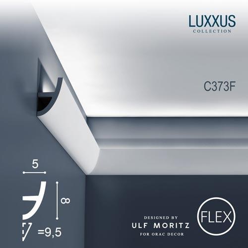Карниз Orac Decor (Орак Декор) Ulf Moritz Luxxus C373F