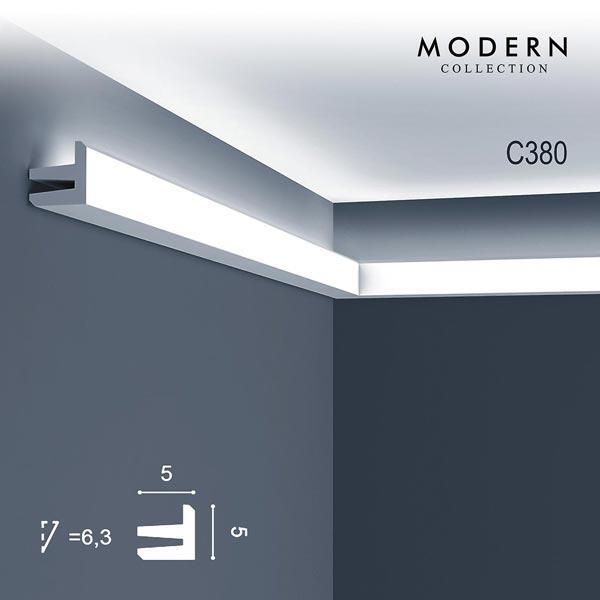 Карниз Orac Decor (Орак Декор) Modern C380