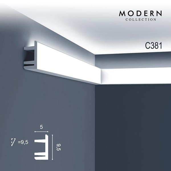 Карниз Orac Decor (Орак Декор) Modern C381