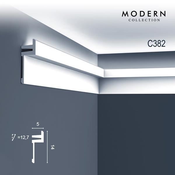 Карниз Orac Decor (Орак Декор) Modern C382
