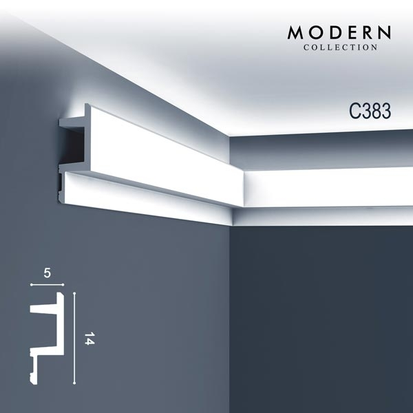 Карниз Orac Decor (Орак Декор) Modern C383