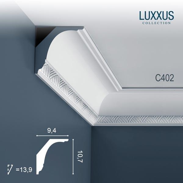 Карниз Orac Decor (Орак Декор) Luxxus C402