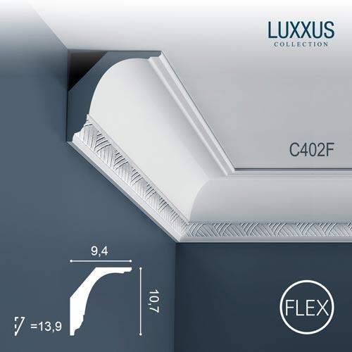 Карниз Orac Decor (Орак Декор) Luxxus C402F