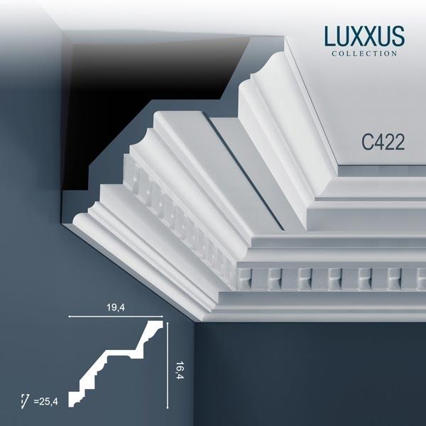 Карниз Orac Decor (Орак Декор) Luxxus C422