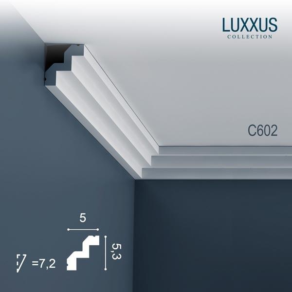 Карниз Orac Decor (Орак Декор) Luxxus C602