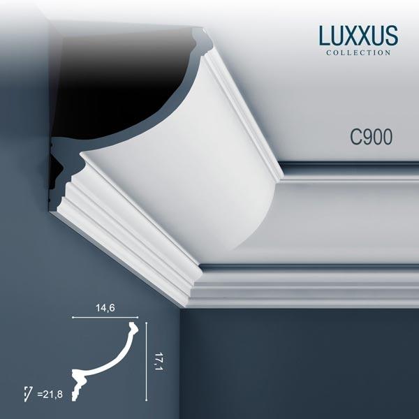 Карниз Orac Decor (Орак Декор) Luxxus C900
