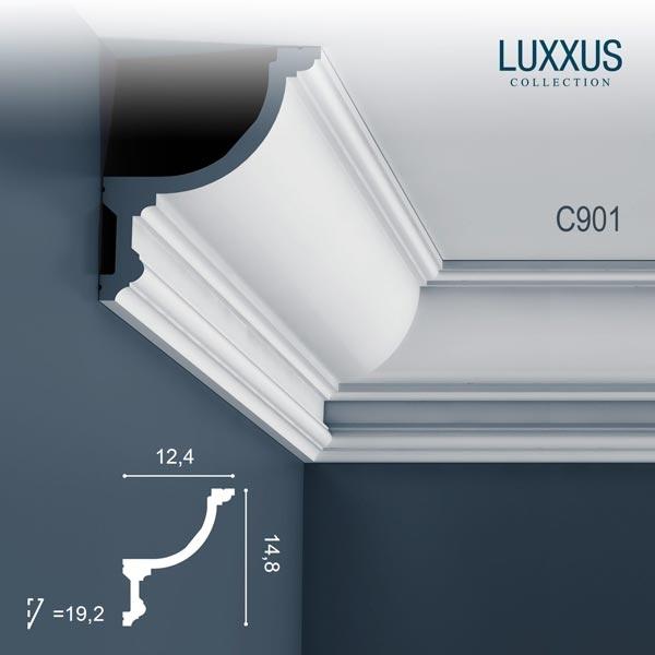 Карниз Orac Decor (Орак Декор) Luxxus C901