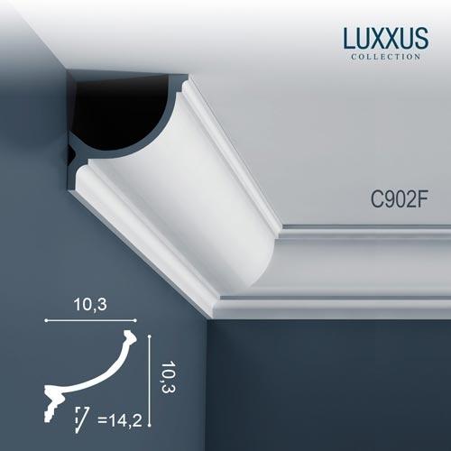 Карниз Orac Decor (Орак Декор) Luxxus C902F