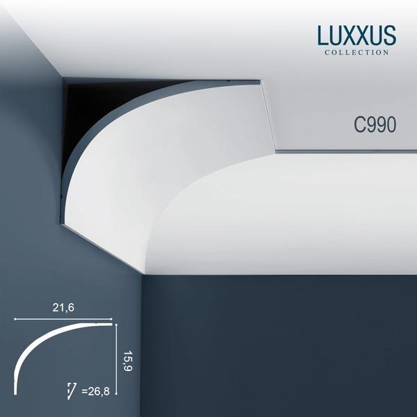 Карниз Orac Decor (Орак Декор) Luxxus C990