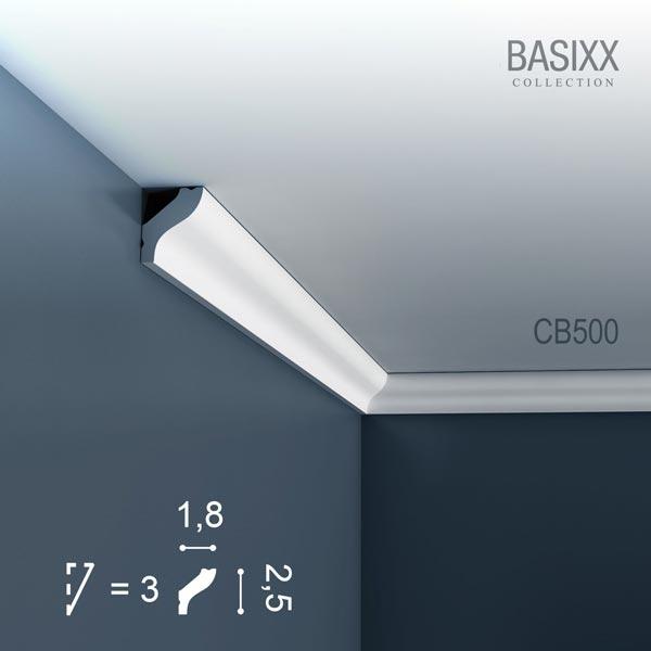 Карниз Orac Decor (Орак Декор) Basixx CB500N