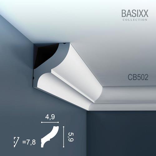 Карниз Orac Decor (Орак Декор) Basixx CB502N