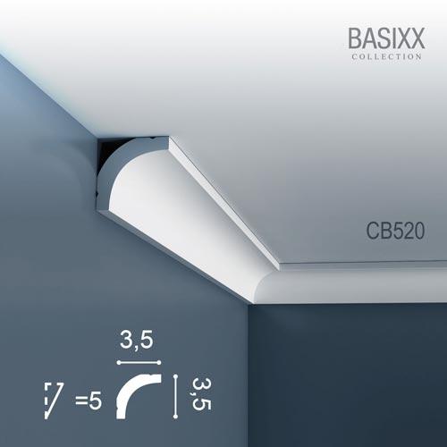 Карниз Orac Decor (Орак Декор) Basixx CB520N