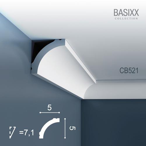 Карниз Orac Decor (Орак Декор) Basixx CB521N