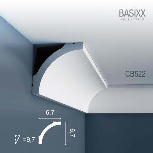 Карниз Orac Decor (Орак Декор) Basixx CB522N