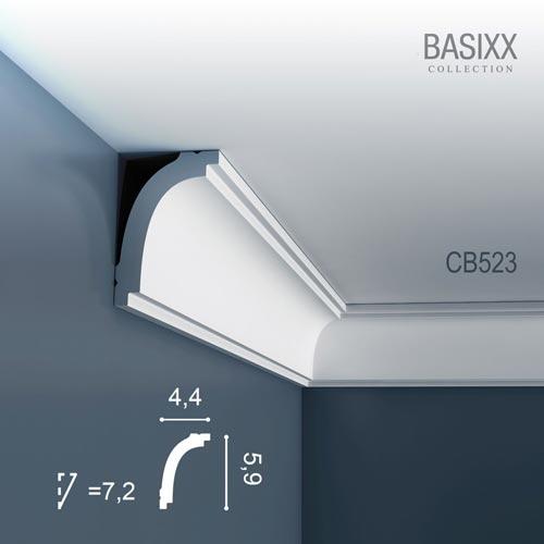 Карниз Orac Decor (Орак Декор) Basixx CB523N